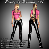 Blondy mod by HailSatana