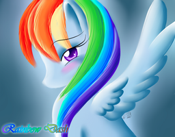 Rainbow Dash by Eclipsed-Soul91