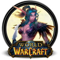 World of Warcraft - Icon by DaRhymes