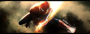 Spidey by t-r-x