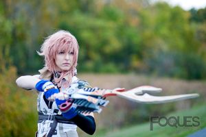 FFXIII: l'Cie by SailorAnime