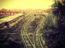 The railway elegy by klopmaster
