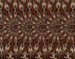 "Stereogram 9 ""This Way"" by WildPencil"