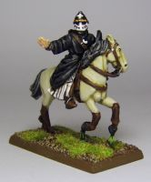 Knight Hospitaller Leader by FraterSINISTER