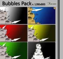Bubbles Pack v1280x800 by Troxone