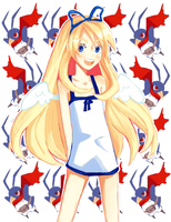 Flonne by MaggieSoup
