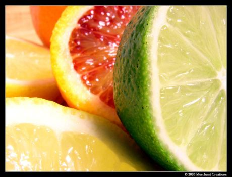 a study of citrus 007 by vr6stress
