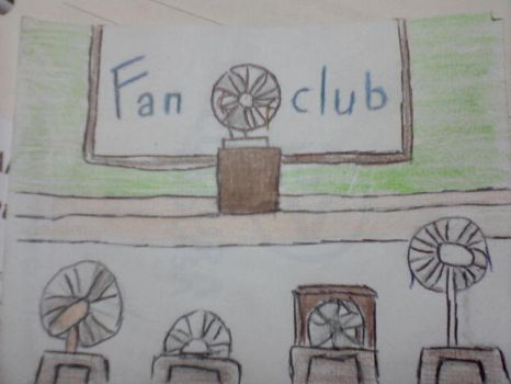 Fan club by klebers