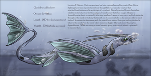 Oceanic Leviathan by phantos