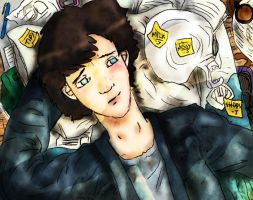 Sherlock - Good Morning. by Taeblossom