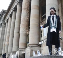 LOKI Cosplay in the REAL Stuttgart 01 by Mon-Kishu