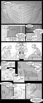 CWD: Audition page 1 by GeoCaecias