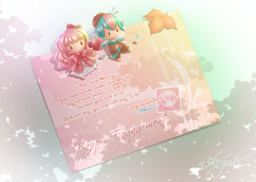 MoE : Bon_Henry Engagement Card by n3kozuki