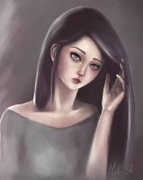 Portrait + Video by 4lice-9