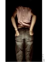 Back Jeans. by imm0bile