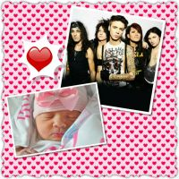 Rocking the Cradle - collage by Tokiogirl21
