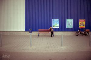 bench by avirid