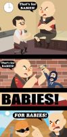 TF2 - That's for Babies by generalofdarkness