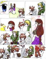 comic of PitxLink part 1 by Tsubaki-Rishii