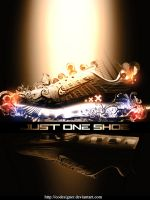 Just one Shoe by codesigner