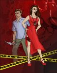 Dexter_and_Debra by eolay