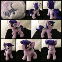 MLP 10 inch Mare OC 'Elementary' ::GIFT:: by RubioWolf