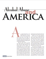 Alcohol Abuse Magazine by ossma003