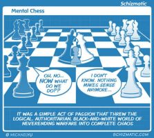 Mental Chess by schizmatic