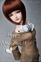 Happy New Year 2013! by prettyinplastic