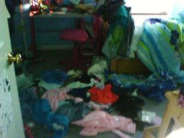 Do I Need To Clean My Room...? by xxfangirlkillerxx