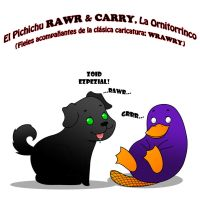 ...Rawr and Carry... by LinaPrime