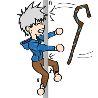 Slam Jack Frost Pole-01 by MetalJacksonFire