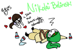 The Little Drunk Commie by ezioauditore115