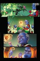 Green Lantern New Gaurdians is3 p11 by ToolKitten