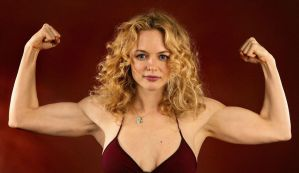 Heather Graham muscle growth part2 by tiftifFR
