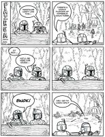 Paikea comic- Ewoks by burningdreams76