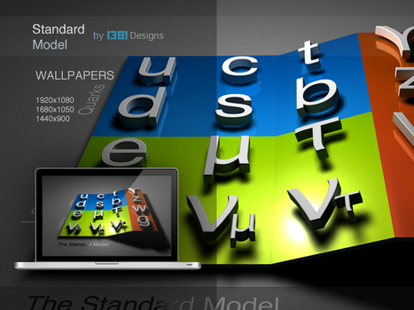 The Standard Model by thirteen-eightyone