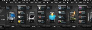 Modded iPod Touch Theme by justinl33