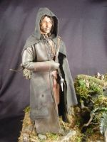 Aragorn as Strider by dollbutcher