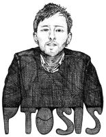 Thom Yorke by saatchii