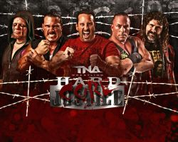 HardCORE Justice Aug 8 TNA by anjake04