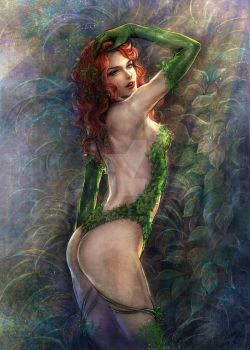 Poison Ivy by jurithedreamer