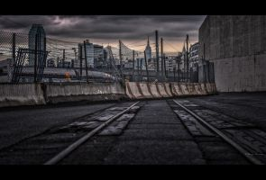 Sunnyside Yard by Tomoji-ized