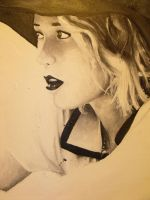 lily loveless naomi detail by Galapagos23