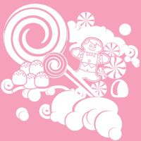 Candy Land Vector Pack by Emberblue