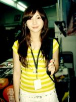 Ms. Ashley Gosiengfiao by scatteredsunlight