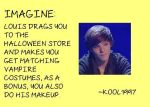 Imagine: Louis Tomlinson *REQUESTED* by Koolgal1997