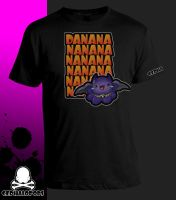 DANANANANA BATPOD Tshirt by ObscureGraphics