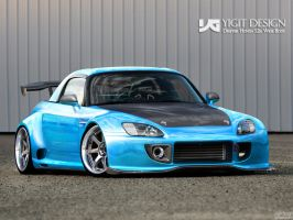 Drifter Honda S2k Wide Body by ygt-design
