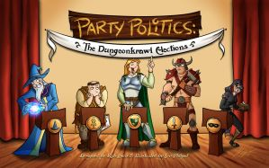 Commission - Party Politics! by jocarra